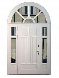 Двери металлические входные уличные в дом купить с доставкой по Москве у производителя